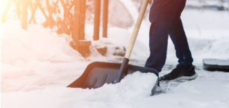 10 Tips to Help You Shovel Safer This Winter